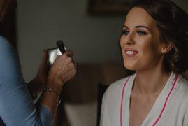 Wedding makeup artist Belfast