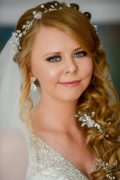 Natural wedding makeup Belfast